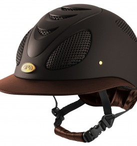 Casco GPA modelo FIRST LADY 2X CUERO