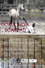 Curso Doma India ´´ Scarpati ´´